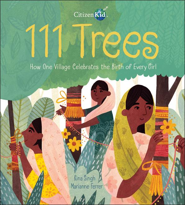 111 Trees book cover
