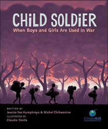 Child Soldier book cover