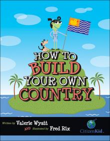 How to Build Your Own Country book cover