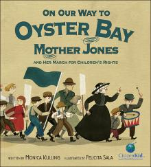 On Our Way to Oyster Bay book cover