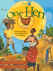 One Hen book cover
