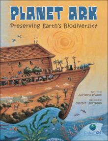 Planet Ark book cover