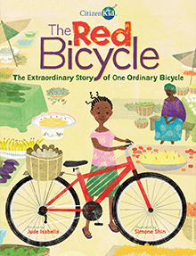 The Red Bicycle book cover